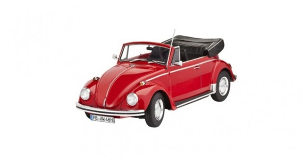 Revell 1/24 1970 Vw Beetle - Cabriolet Scale Model Kit