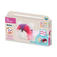 My Design: Motion Fluffables Craft Kit - Ice Cream