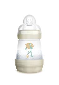 MAM Anticolic Feeding Bottle 160ml - Single (White) image