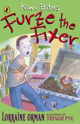 Furze the Fixer by Lorraine Orman image