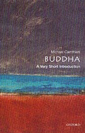 Buddha: A Very Short Introduction by Michael Carrithers image