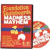 Madness & Mayhem on DVD