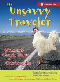 The Unsavvy Traveler by Anne Mathews image