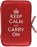 Neoskin Cover for Kindle Fire (Keep Calm & Carry On)