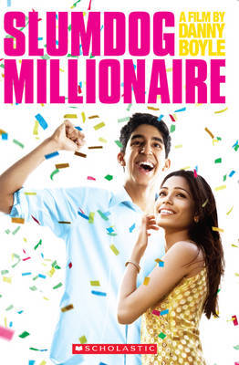 Slumdog Millionaire - Level 4 Upper Intermediate by Paul Shipton image