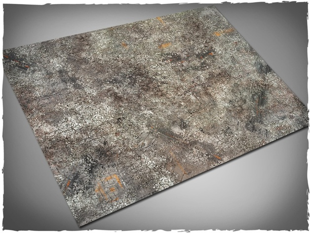 DeepCut Studio Urban Ruins Neoprene Mat (6x4)