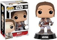 Star Wars: Rey (Final Battle) - Pop! Vinyl Figure