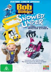 Bob The Builder - Snowed Under The Bobblesberg Winter Games on DVD