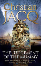 The Judgement of the Mummy by Christian Jacq image