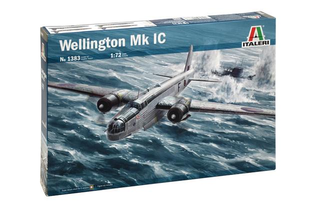 Italeri: 1/72 Wellington Mk. IC Model Kit