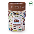 Crocodile Creek: Insects Puzzle - 100pc