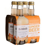 Bickfords Traditional Soda - Ginger Beer (275ml)