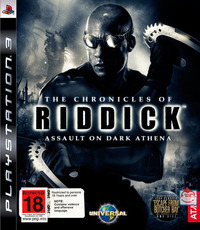 The Chronicles of Riddick: Assault on Dark Athena for PS3 image