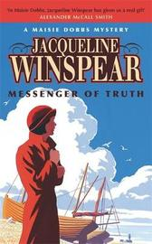 Messenger of Truth by Jacqueline Winspear image