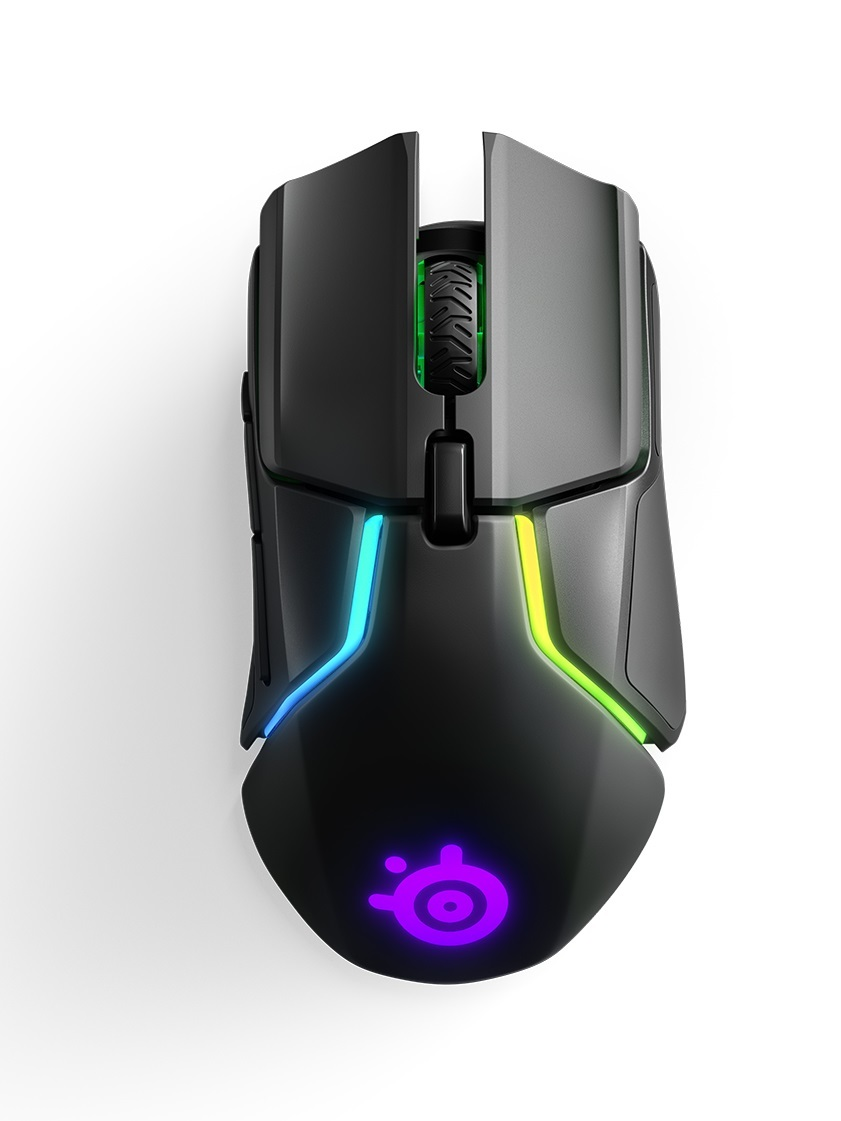 Steelseries Rival 650 Wireless Gaming Mouse for PC image