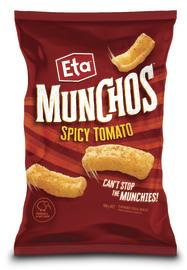 Munchos Spicy Tomato (100g) image