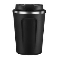 Asobu: Cafe Compact Coffee Mug (Black)