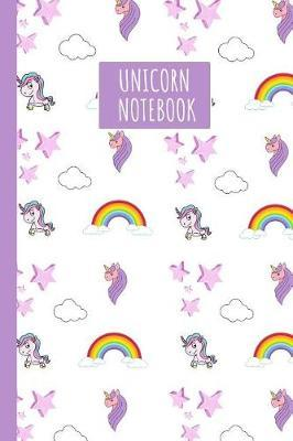 Unicorn Notebook by Kiddo Teacher Prints