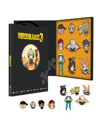 Borderlands 3: Collector's Pin Set