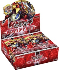 Yu-Gi-Oh! Secrets of Eternity Booster Box image