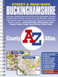 Buckinghamshire County Atlas image