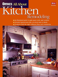 Ortho's All About Kitchen Remodeling by Ortho Books image