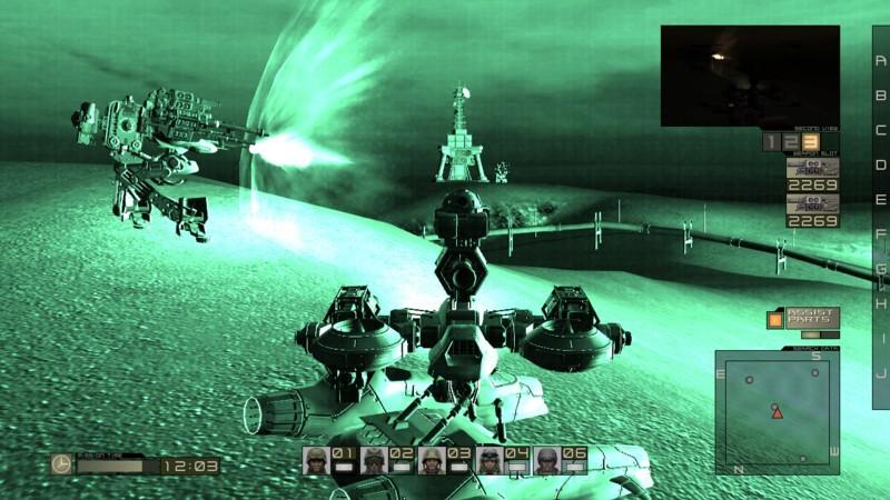 Chrome Hounds for Xbox 360 image