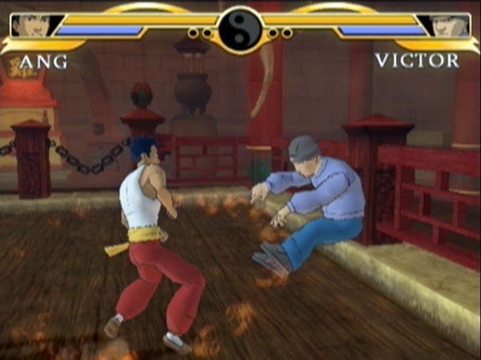 Legend of the Dragon for PlayStation 2 image
