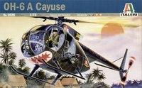 Italeri OH-6 A Cayuse 1:72 Model Kit