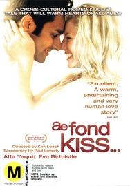 Ae Fond Kiss on DVD image