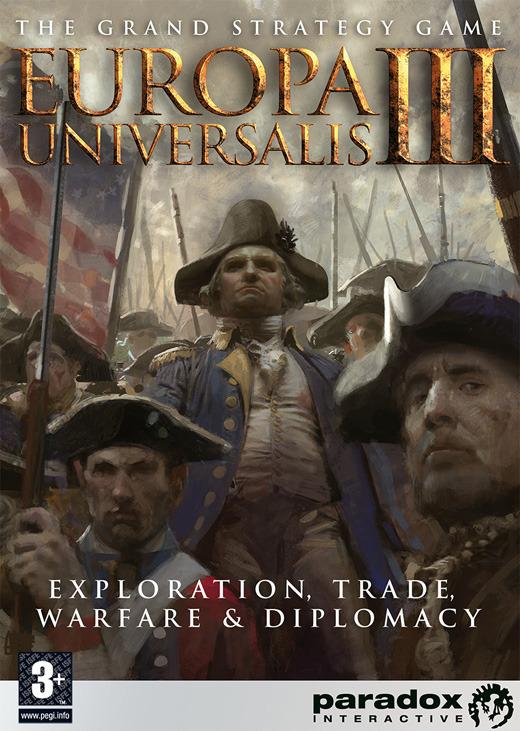 Europa Universalis III for PC Games
