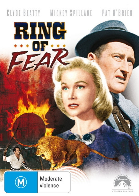 Ring Of Fear on DVD