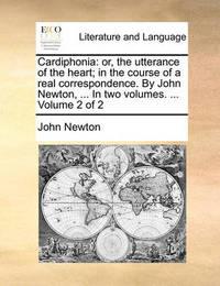 Cardiphonia by John Newton