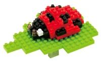 nanoblock: Seven-spot ladybird