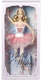 Barbie - 2016 Ballet Wishes Doll