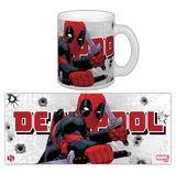 Marvel Comics Mug - Deadpool Katana Rama