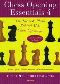 Chess Opening Essentials by Stefan Djuric image