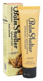 The Balm Shelter Tinted Moisturizer - Medium
