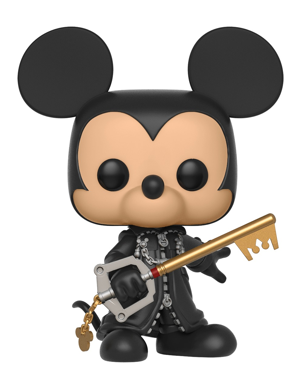 Kingdom Hearts - Mickey (Unhood) Pop! Vinyl Figure image