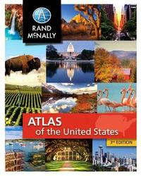 Atlas of the United States by Rand McNally image