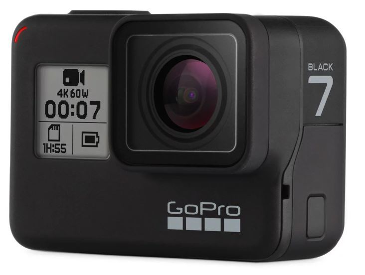 GoPro HERO 7 Black Action Camera 4K Video image
