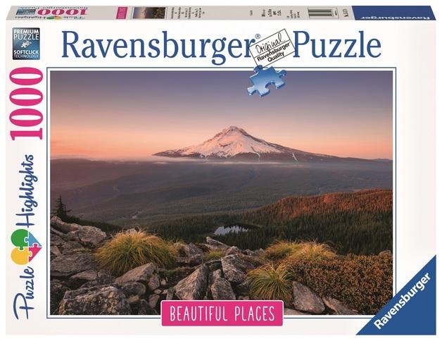 Ravensburger: 1,000 Piece Puzzle - Mount Hood, Oregon