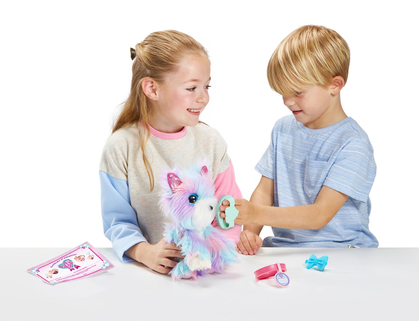 Scruff-a-Luvs: Friends - Candy Floss (Assorted Designs) image