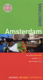 Rough Guide Directions Amsterdam by Martin Dunford image