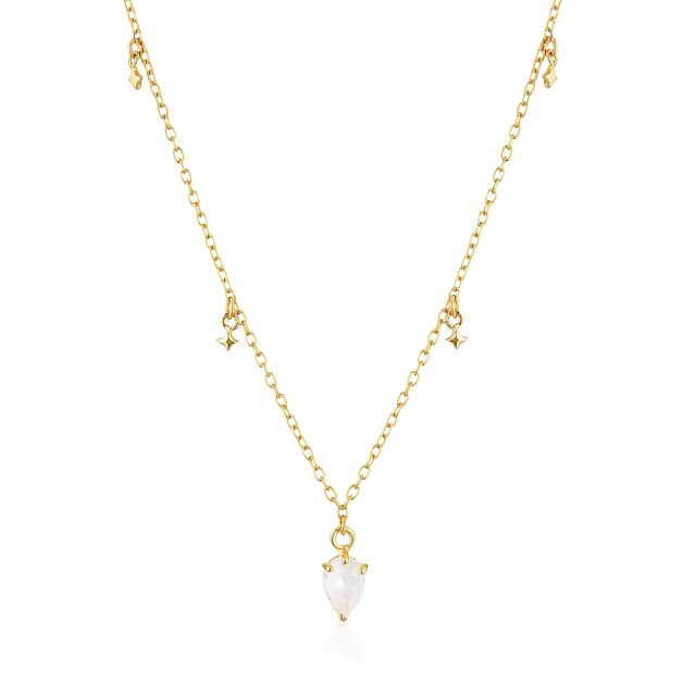 EL & RO: Lyra Necklace - Gold