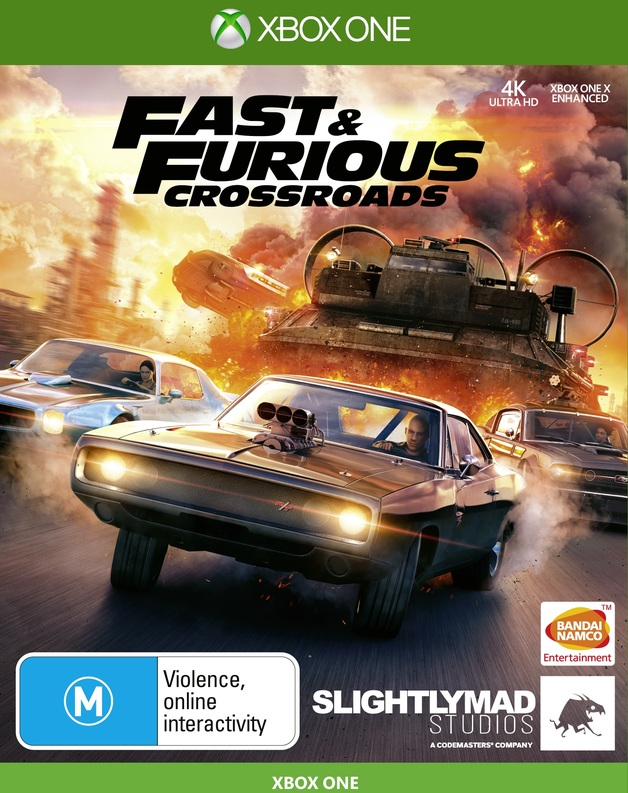Fast & Furious Crossroads for Xbox One