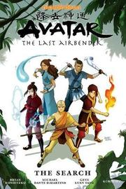 Avatar: The Last Airbender - The Search Omnibus by Gene Luen Yang
