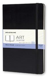 Moleskine: Art Large Hard Cover Sketchbook - Black
