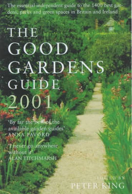 Good Gardens Guide: 2001 by Peter King image