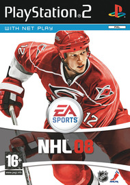 NHL 08 for PlayStation 2 image